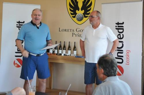 UCLeasing Golf Pyšely 2019-20